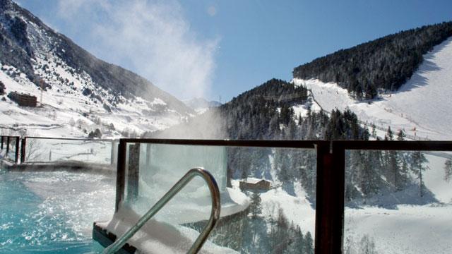 Spa En La Nieve